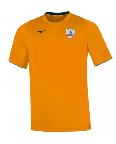 TEE SHIRT HOMME ORANGE...