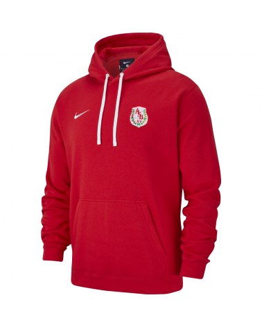 SWEAT ENFANT CAPUCHE ROUGE