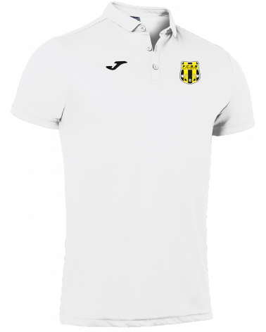 POLO BLANC HOBBY BESSIERES