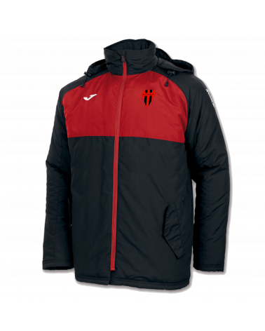 ANORAK ANDES NOIR/ROUGE...