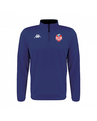 SWEAT 1/4 ZIP ENFANT MURET...