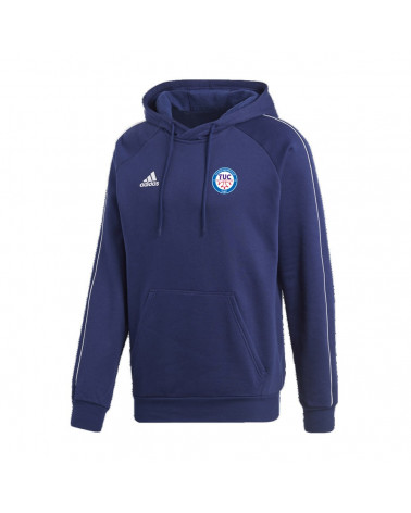 SWEAT CAPUCHE ADULTE MARINE